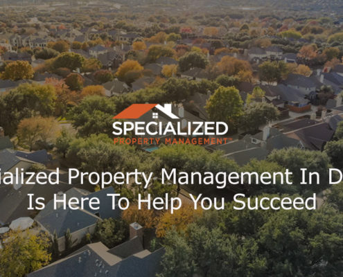 property management Dallas